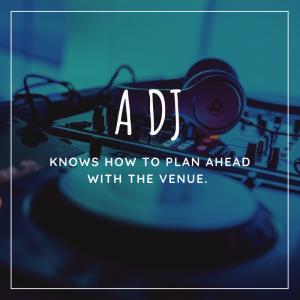 A DJ Venue